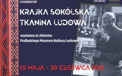 """Krajka – Sokólska Tkanina Ludowa"" na Noc Muzeów"