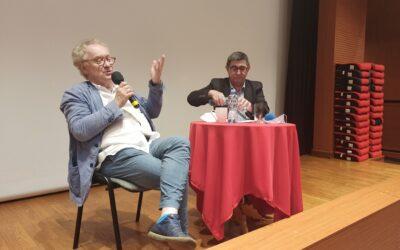 """Reżyser Robert Gliński z wizytą w sokólskim Dyskusyjnym Klubie Filmowym """"Fantom"""""""