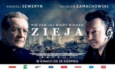 """Pokaz filmu """"Zieja"""" w DKF Fantom i spotkanie z reżyserem Robertem Glińskim 19 czerwca w Sokółce"""