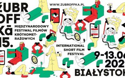"""ŻUBROFFKA 2021 w Kinie """"Sokół"""""""