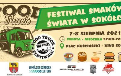 FESTIWAL SMAKÓW ŚWIATA w Sokółce