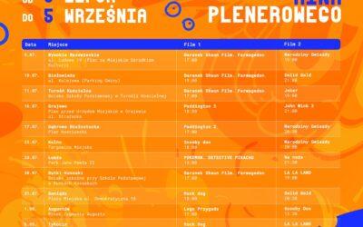 Podlaskie Kino Plenerowe w Sokółce