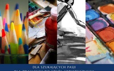 Rysunek i malarstwo – zajęcia