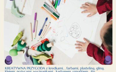 Warsztaty plastyczne dla dzieci 6-7 lat
