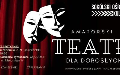 Amatorski Teatr dla dorosłych